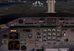 Dash 8 Landing