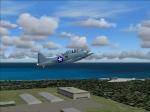 Douglas SBD-3 Dauntless2 Over Midway Island