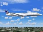 Continental Express Embraer ERJ-145LR