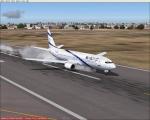 El Al 737 800