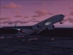 Emirates enroute to Heathrow