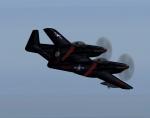 Strange Twin Aircraft body