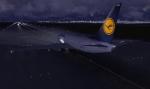 rainy departure