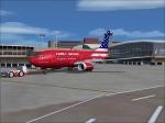 Family 737 Pushback