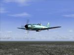 The FIAT G.55 CENTAURO