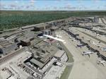 Flight1 Cessna 152 over Frankfurt Airport