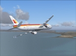 Iberia A321.