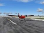 DHC-6 Coast Guard landing