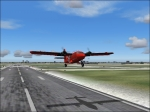 DHC-6 Twin Otter with Canadian Coast Guard paint