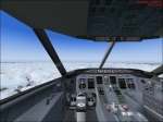 CRJ-200 at cruising altitude fo 32,000ft