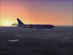 Metalic AA with Sunset