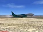 GSA 738 Touchdown in Vegas
