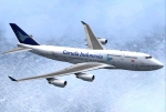 Garuda Boeing 747-400