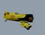 Stubby Racing Aircraft