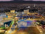 Howard over Las Vegas