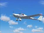 Diamond HK36 Motor Glider TTD115 Katana Xtreme