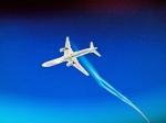 Aircraft losing control