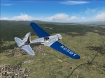 Hughes H1-b after takeoff from Taos New Mexico