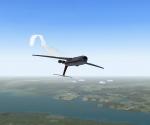 Crazy Aircraft Upside-Down
