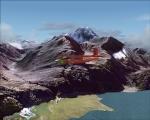 Prop over Monte Forno