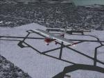 Flight1 Cessna 152 over Save AB (ESGP)