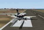 Crosswind Landing for the Legacy 600