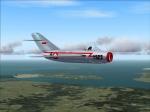 MiG15 AURI GMAX model