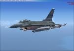 """F-16 """"Gunslinger"""""""