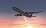 Kuwait Airlines A340-600