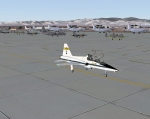 T-38 at Nellis AFB