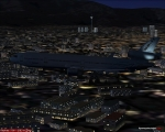 Final approach RW29L OIII Tehran/IRAN