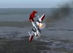 OV-1B over Alaska