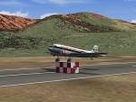 Object in runway at KTEX