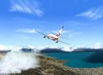 737 leaving Haiti