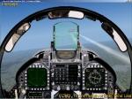 AF18 intercepting a B737