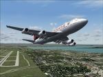 Air Canada PMDG 747-400