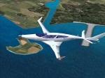 FS2002/FS2004 Pilatus Visage concept plane
