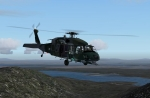 Pave Hawk on Search and Rescue