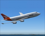 High-Res Qantas