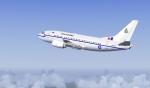 RAF B737-500