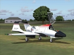 XP Sport Aircraft from Rilo Aeronautics on grass