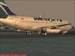 737 -200 westjet