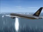 SIA 777-200