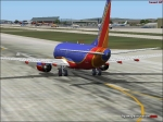 Southwest at San Jose Airport