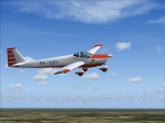 FS2004 Scheibe 25C-Falke in Flight