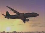 Air Lingus A320