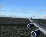 BA 747-400 On Final