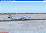 Landing a Cargo 747 at EDDL