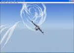 Calibrating Joystick at 40,000 ft