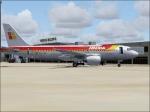 Iberia at gate